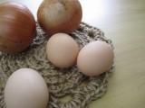 卵と玉葱で作るタルタルソース