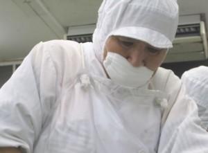 阿波鳴食品 主任 作業場 工場 完全国内製造