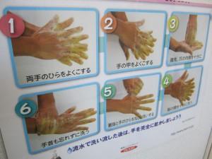 手洗い 清潔