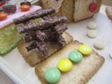 お菓子の家 お菓子 薪