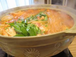 鍋 鍋料理 キムチ鍋